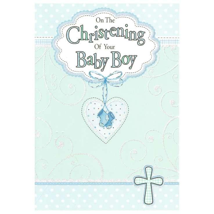 Everyday cards code 75 - Christening (M)