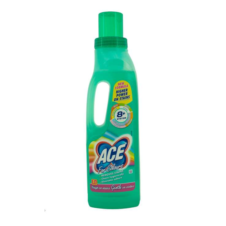 Ace for colours gentle stain remover - 1L