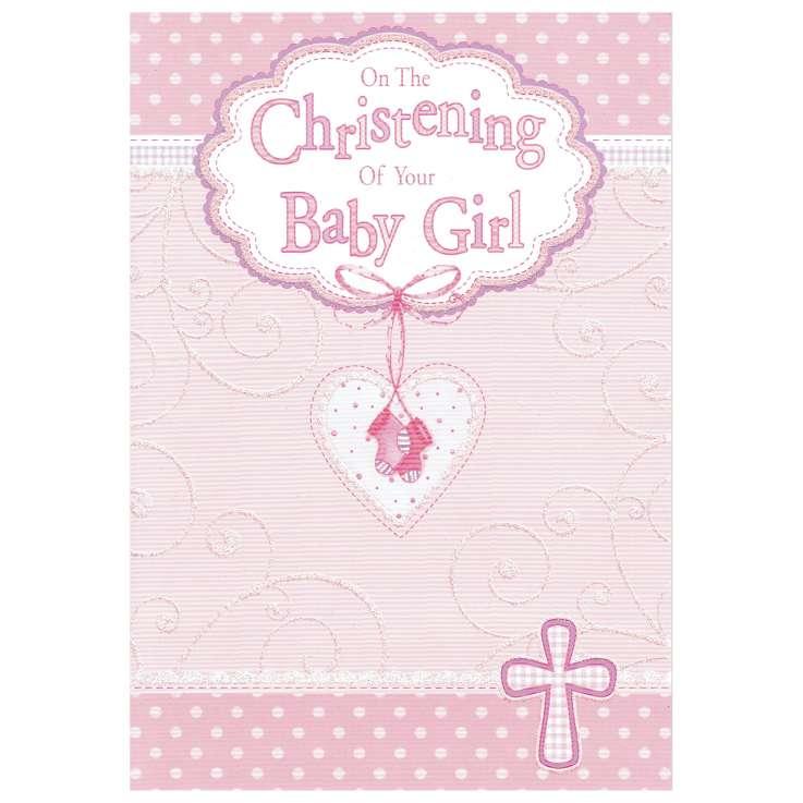 Everyday cards code 75 - Christening (F)