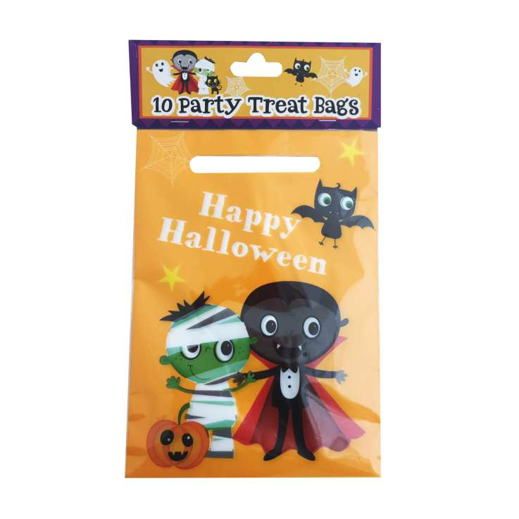 Party Treat Bags 10 Pack