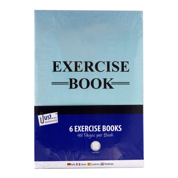 Exercise Book 48 Pages