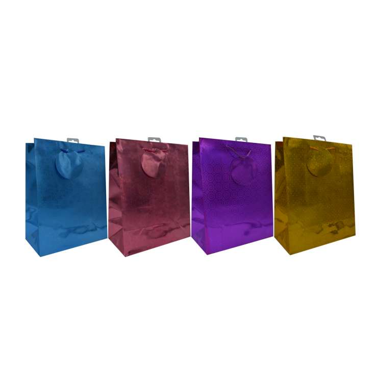 Extra Large Gift Bags - Holographic (32cm x 43cm)
