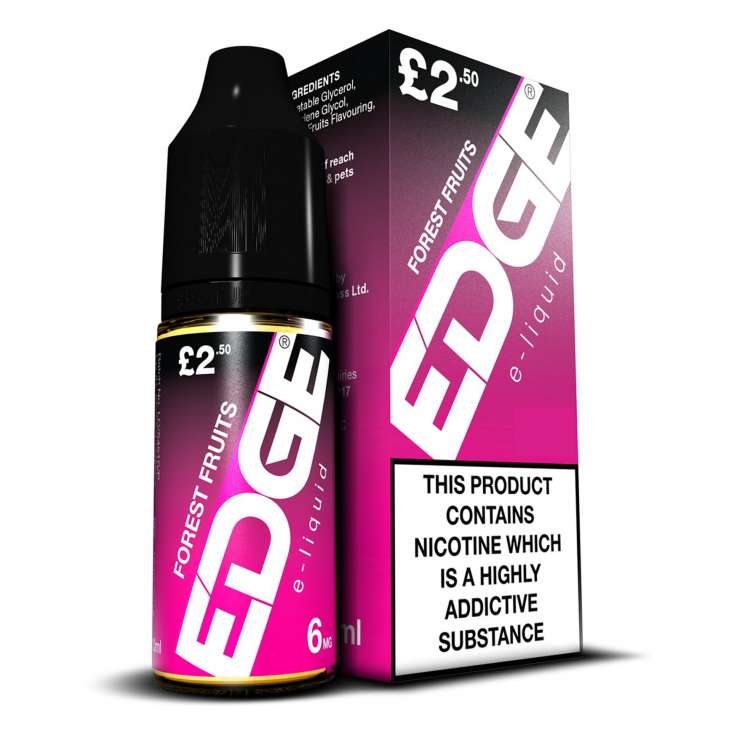 EDGE e-liquid - Forest Fruits - 6mg