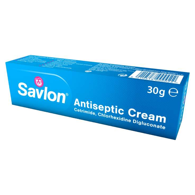 Savlon Antiseptic Cream 30g