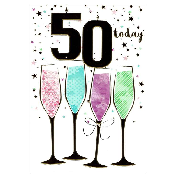 Everyday Greeting Cards Code 50 - 50 (F)