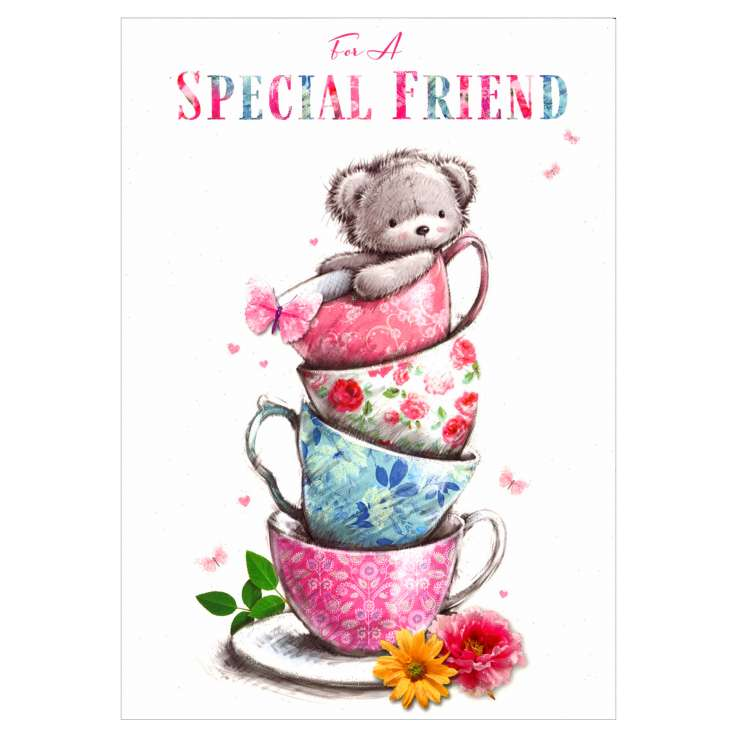 Everyday Greeting Cards Code 50 - Friend