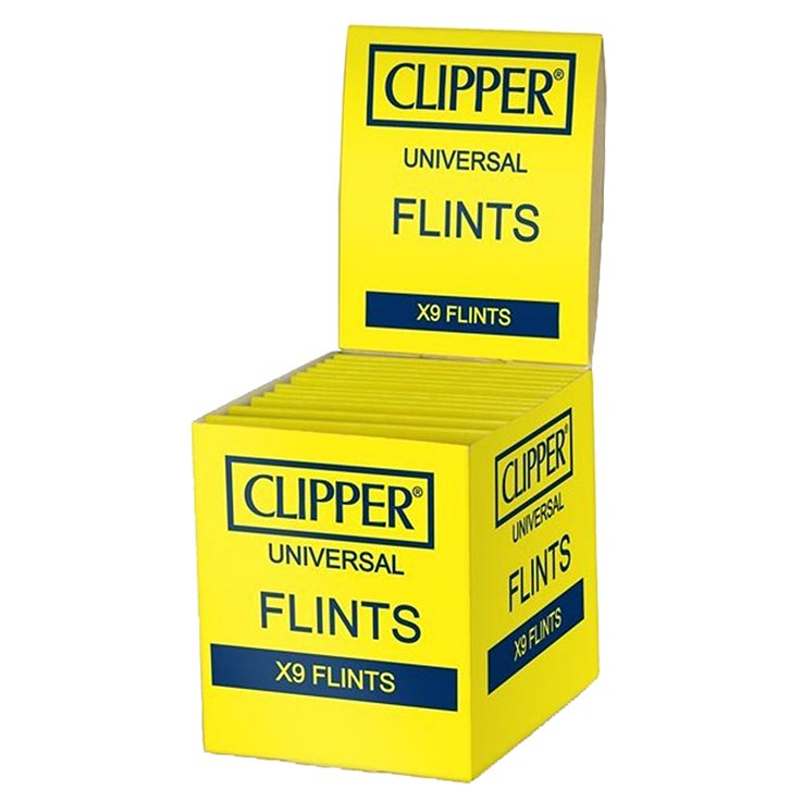 Flints - universal (clipper)