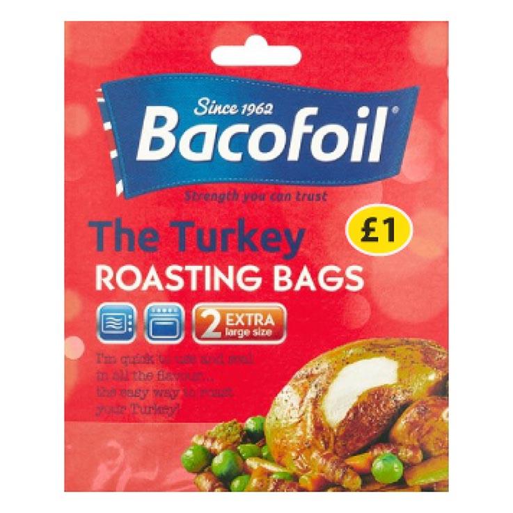 (pm £1) turkey easy roast 2 bags 45x55cm (baco) clip strip