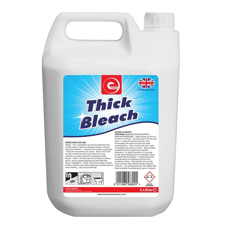 Thick bleach 5ltr