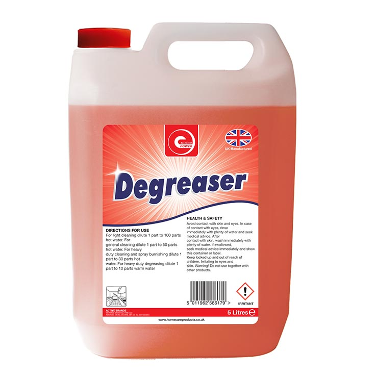 Heavy duty degreaser 5ltr