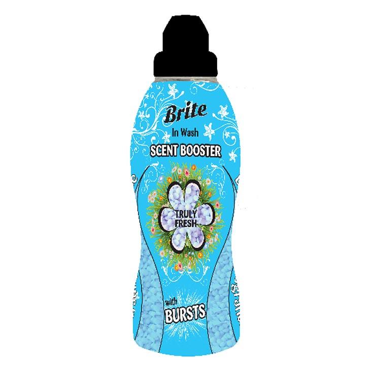 Brite bursts inwash scent booster truly fresh 750g