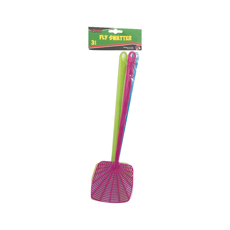 Fly swatter 3pce