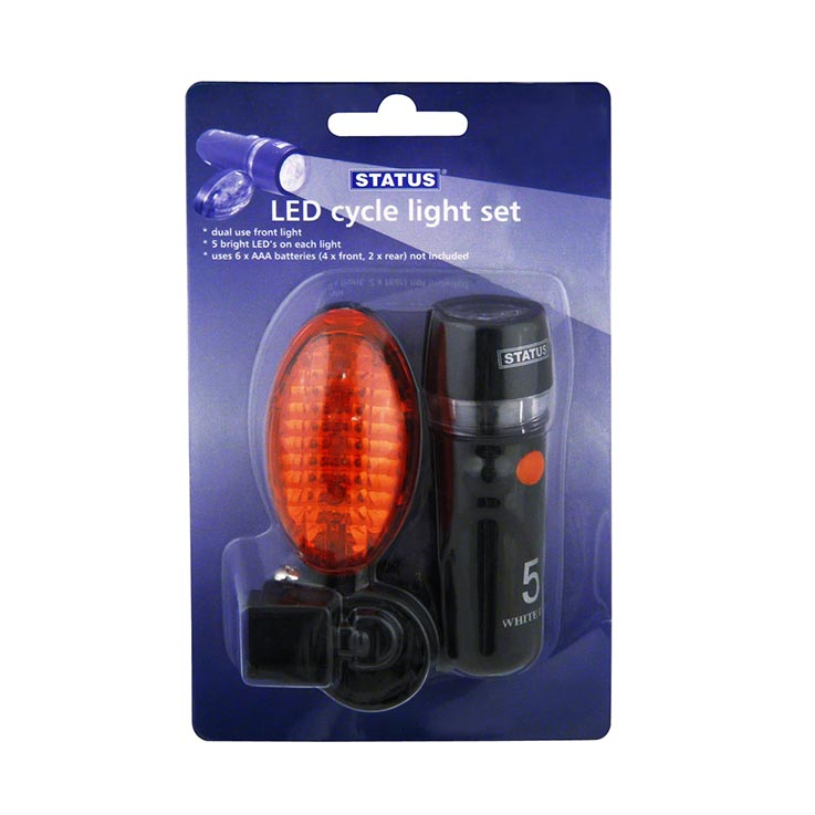 Bike light led