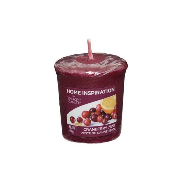 Yankee candle - cranberry zest - 1522228e