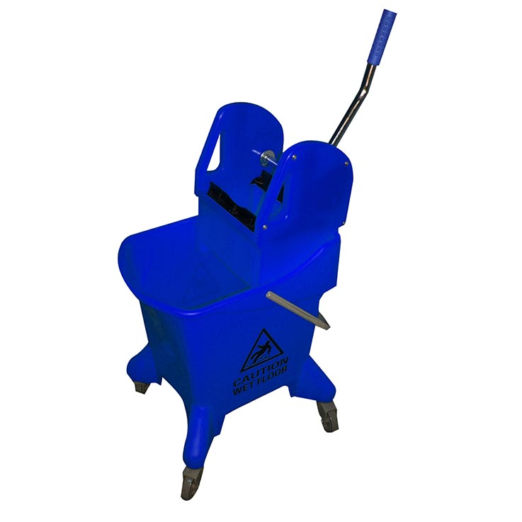 Mopping system 25 litre blue