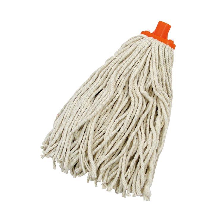 H/ess cotton mop & handle
