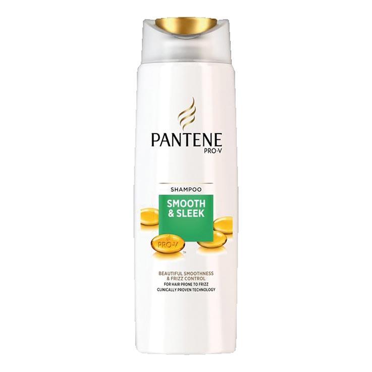 Pantene shampoo 200ml - smooth & sleek