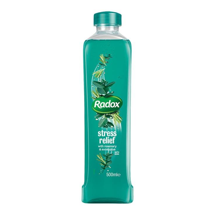 Radox herbal bath stress relief 500ml