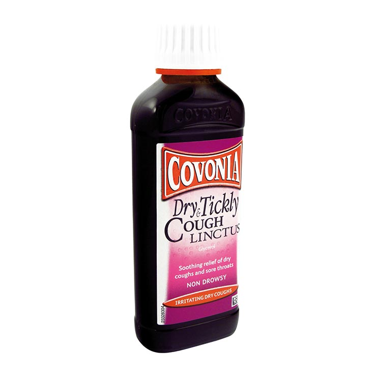 Covonia dry & tickly 150ml - cough linctus