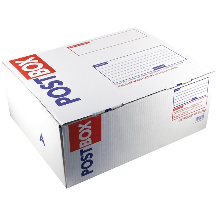 Postal mail box large 470 x 360 x 180mm - c98