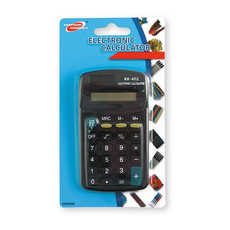 H/ess pocket calculator