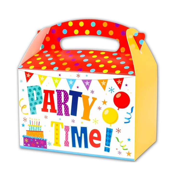 Party boxes 6pk generic - pb1007p
