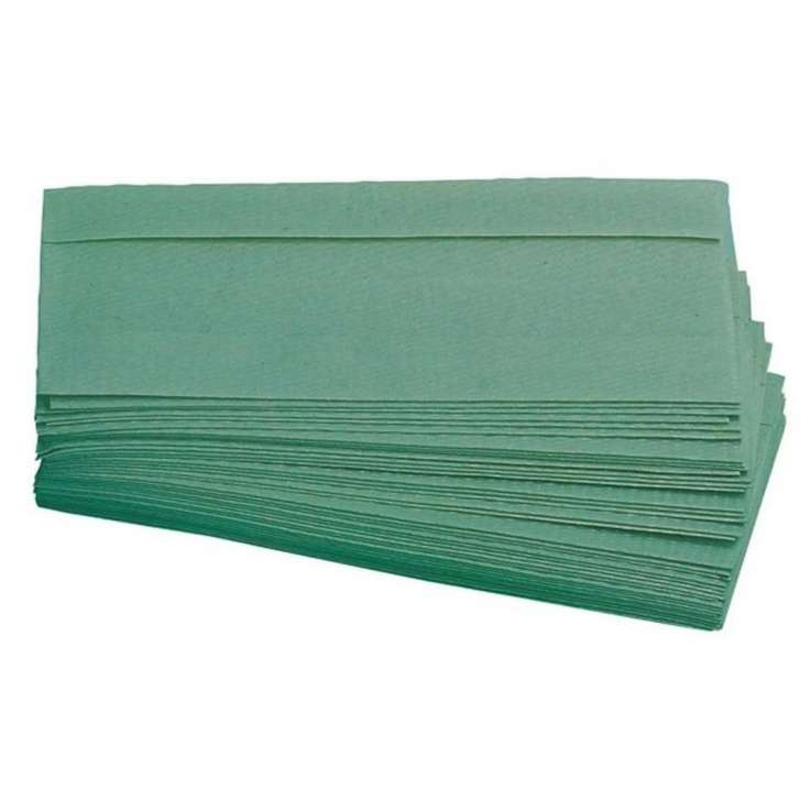 C-Fold Paper Hand Towel Nova Blue