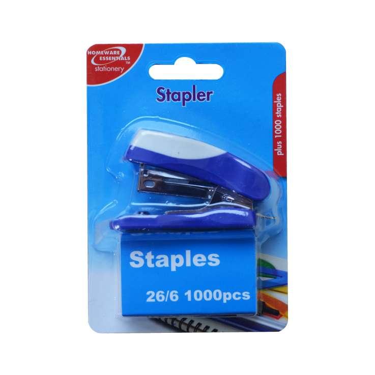 H/ess stapler plus 1000 staples