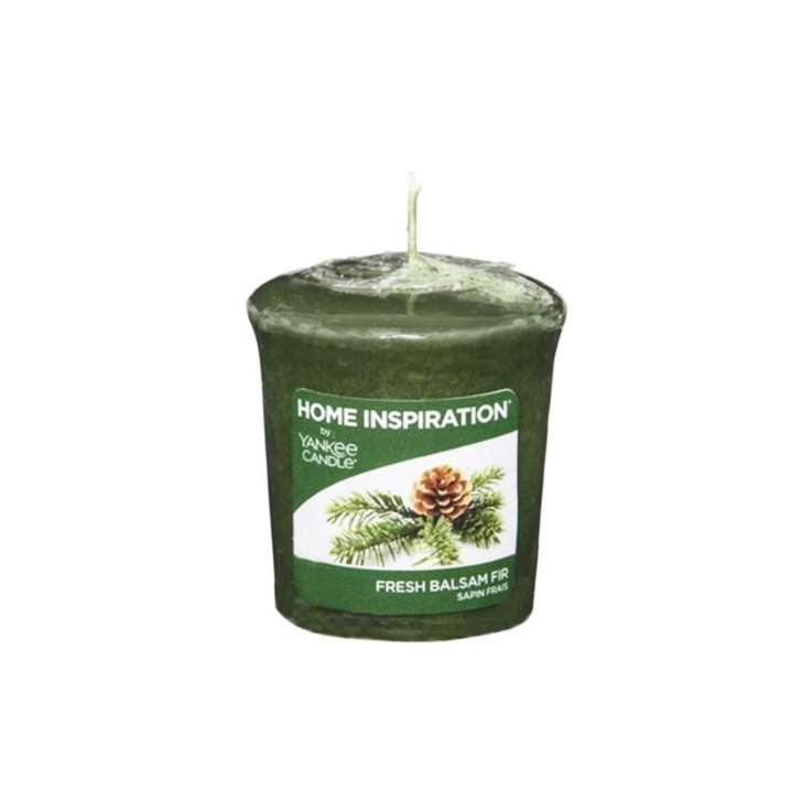 Yankee candle - fresh balsam air