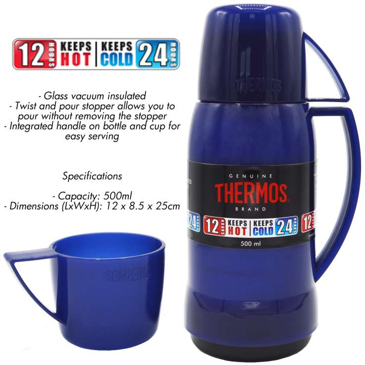 Thermos jupiter flask 500ml