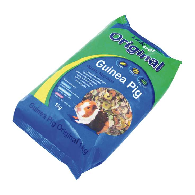 Guinea pig food 1KG (EXPIRY DATE MARCH 2019)