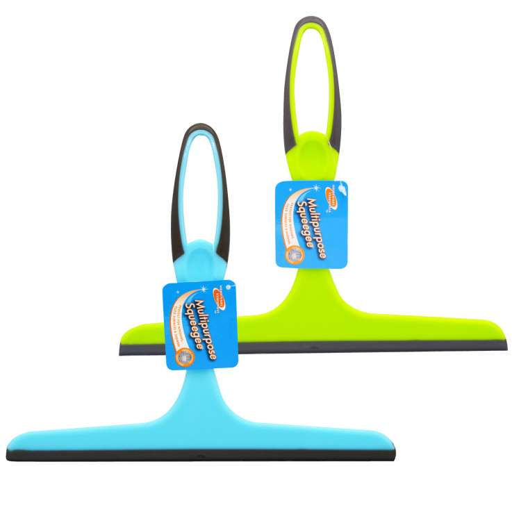 Multi purpose squeegee