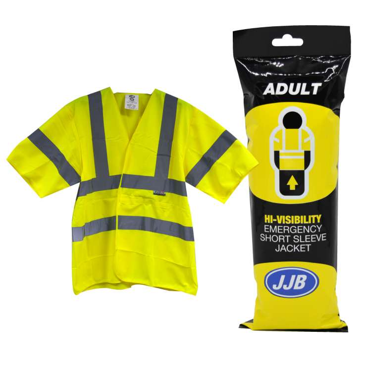 Hiviz Jerkin - Adult - One Size
