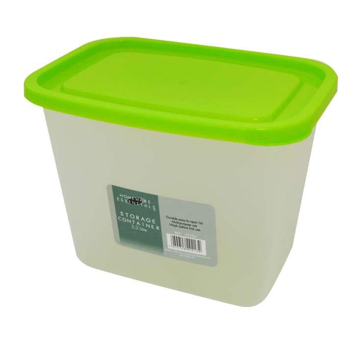 Storage container 3.3L
