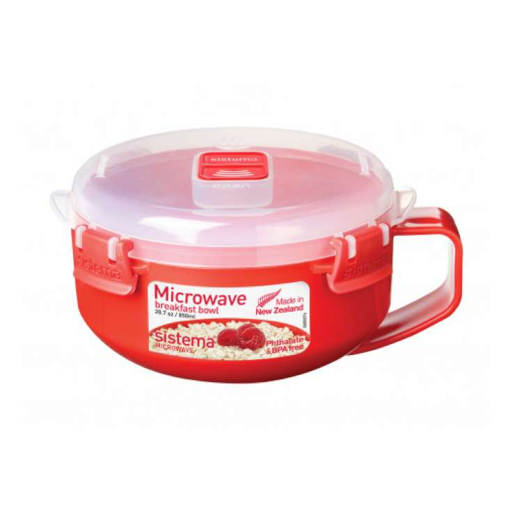 Sistema Microwave Breakfast Bowl 850ml