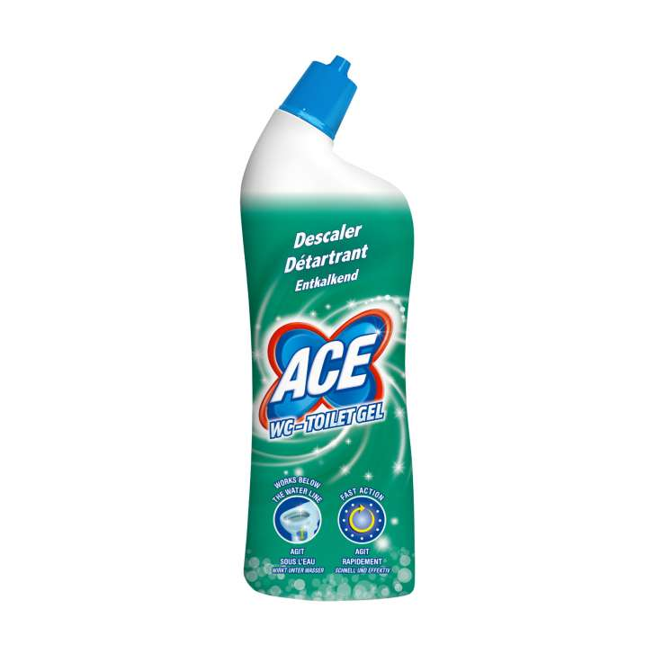 Ace descaler toilet gel - 700ml