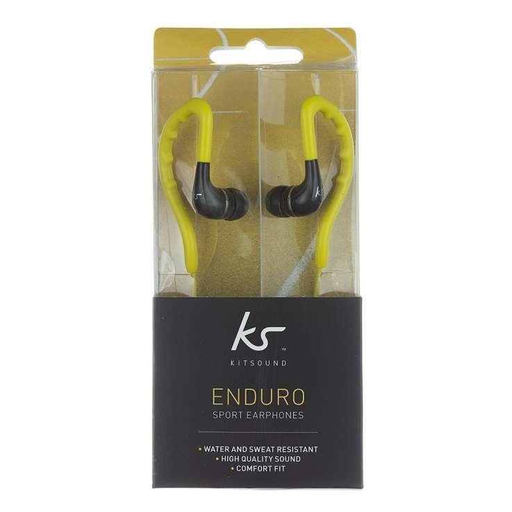 Kitsound enduro sport earphones