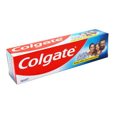 Colgate Anti-Cavity Mint Toothpaste 100ml