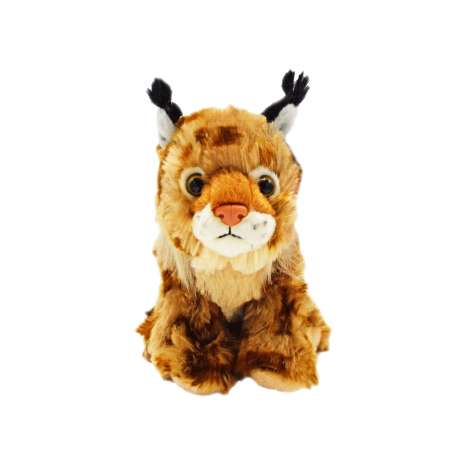 Plush Baby Lynx Soft Toy