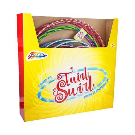 Twirl & Swirl Hula Hoops
