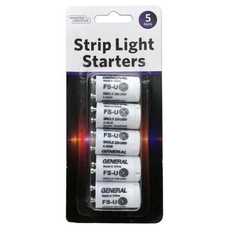 Strip light starter 5pk