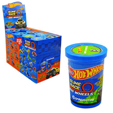 Hot Wheels Slime Race Big Wheels