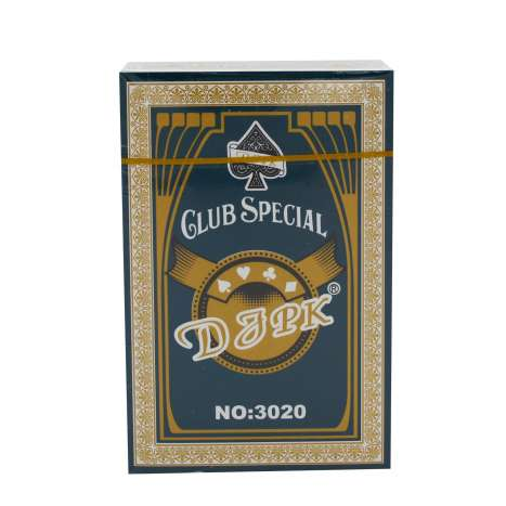 Club Special - playing cards