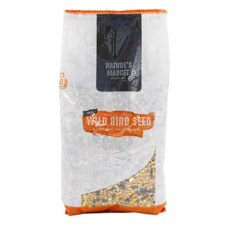 Nature's Market Wild Bird Seed 1Kg