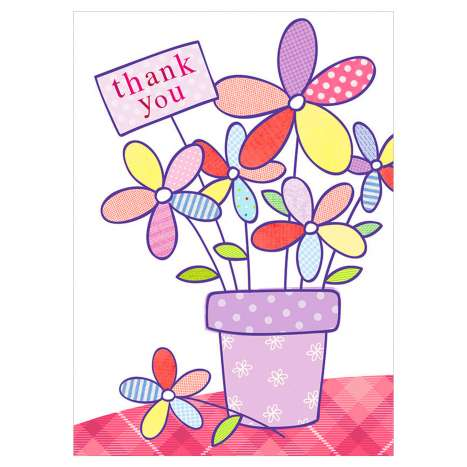 Garlanna Greeting Cards Code 50 - Thank You