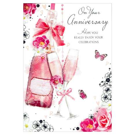 Everyday Greeting Cards Code 50 - Your Anniversary
