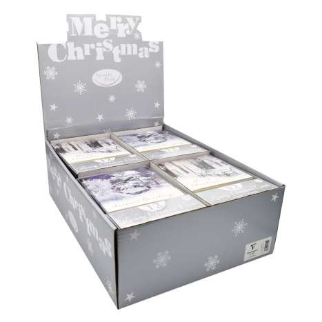 Boxed Christmas Cards - Winter