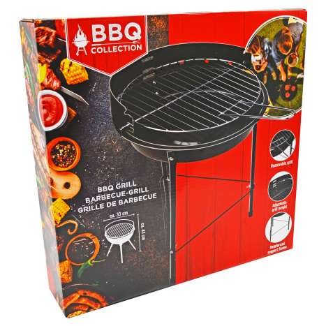 Barbeque Grill 33x43cm