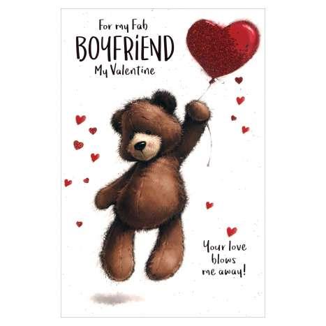 Valentines Day Cards Code 75 - Boyfriend