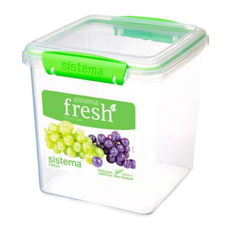 Sistema Fresh Food Storage Container 2.35 Litre